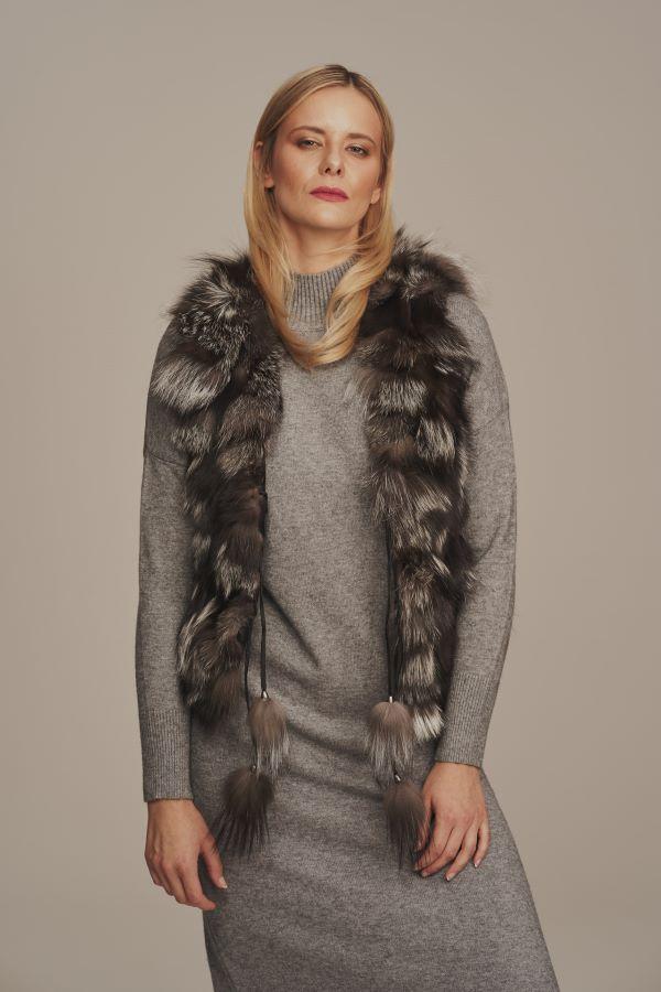Jak wybrać futrzaną kamizelkę i do jakich ubrań ją nosić?